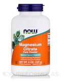 Magnesium Citrate 100% Pure Powder - 8 oz (227 Grams)