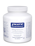 Magnesium (citrate/malate) 180 Capsules