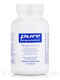 Magnesium (citrate/malate) 90 Capsules