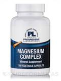 Magnesium Complex - 120 Vegetable Capsules