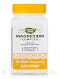 Magnesium Complex (Citrate Blend) 100 Capsules