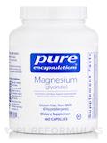 Magnesium (glycinate) 360 Capsules