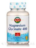 Magnesium Glycinate 400 mg - 90 Tablets