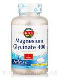 Magnesium Glycinate 400 mg Soy Free ActivGels™ - 120 Softgels