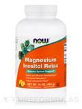 Magnesium Inositol Relax - 16 oz (454 Grams)