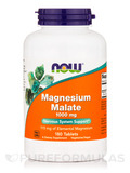 Magnesium Malate 1000 mg 180 Tablets