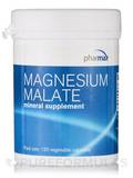 Magnesium Malate - 120 Vegetable Capsules