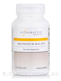 Magnesium Malate - 90 Vegetarian Capsules