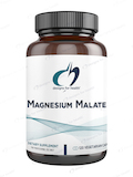 Magnesium Malate Chelate 120 Tablets