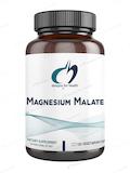 Magnesium Malate - 120 Vegetarian Capsules