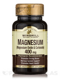 Magnesium (Oxide & Carbonate) 400 mg - 100 Tablets