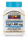 MgO 400 mg - 90 Tablets