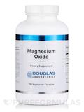 Magnesium Oxide - 250 Vegetarian Capsules