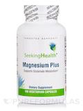 Magnesium Plus - 100 Vegetarian Capsules