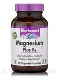 Magnesium Plus B6 - 90 Vegetable Capsules