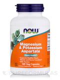 Magnesium & Potassium Aspartate with Taurine - 120 Capsules