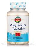 Magnesium Taurate+ 400 mg - 90 Tablets