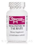 Magnesium Taurate - 60 Vegetarian Capsules