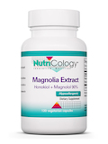 Magnolia Extract - 120 Vegetarian Capsules