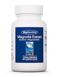 Magnolia Extract Honokiol + Magnolol 90% 120 Vegetarian Capsules