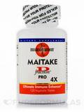 Maitake D-fraction PRO 4X 120 Vegetable Tablets