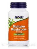 Maitake Mushroom (Standardized) 60 mg - 60 Vegetarian Capsules