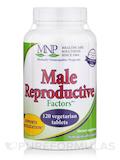 Male Reproductive Factors™ - 120 Vegetarian Tablets