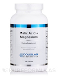 Malic Acid + Magnesium - 180 Tablets