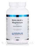 Malic Acid + Magnesium 180 Tablets