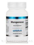 Manganese - 60 Vegetarian Capsules