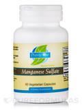 Manganese Sulfate 400 mg 60 Vegetarian Capsules