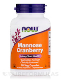 Mannose Cranberry - 90 Vegetable Capsules