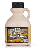NOW Real Food® - Organic Maple Syrup (Grade A Dark Color) - 16 fl. oz (473 ml)