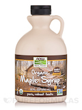 NOW Real Food® - Maple Syrup Organic Grade B - 32 fl. oz (946 ml)