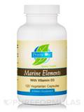 Marine Elements with D3 - 120 Capsules