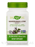 Marshmallow Root 480 mg - 100 Capsules