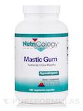 Mastic Gum - 240 Vegetarian Capsules