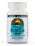 Mastic Gum Ext 500 mg 30 Capsules