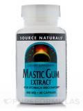 Mastic Gum Ext 500 mg - 60 Capsules