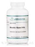 Mastic Gum/DGL - 60 Chewable Tablets