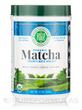 Organic Matcha + Brown Rice Solids - 11 oz (312 Grams)