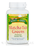 Matcha Tea Greens Powder Drink Mix - 2.4 oz (67.5 Grams)