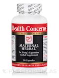 Maternal Herbal - 90 Tablets