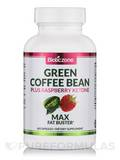 Green Coffee Bean Extract 800 mg - 60 Capsules