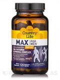 Max for Men® (Iron Free) - 120 Vegetarian Capsules