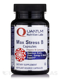 Max Stress B - 60 Plant-Source Capsules