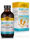 Maxi Baby Liquid Vitamin C - 4 fl. oz (118 ml)