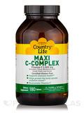 Maxi C-Complex TR - 180 Tablets