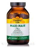 Maxi-Hair® Plus Biotin - 240 Vegetarian Capsules
