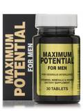 Maximum Potential For Men - 30 Tablets